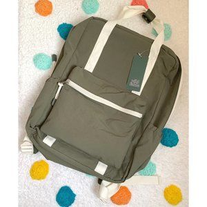 Wild Fable Olive Square Backpack NWT